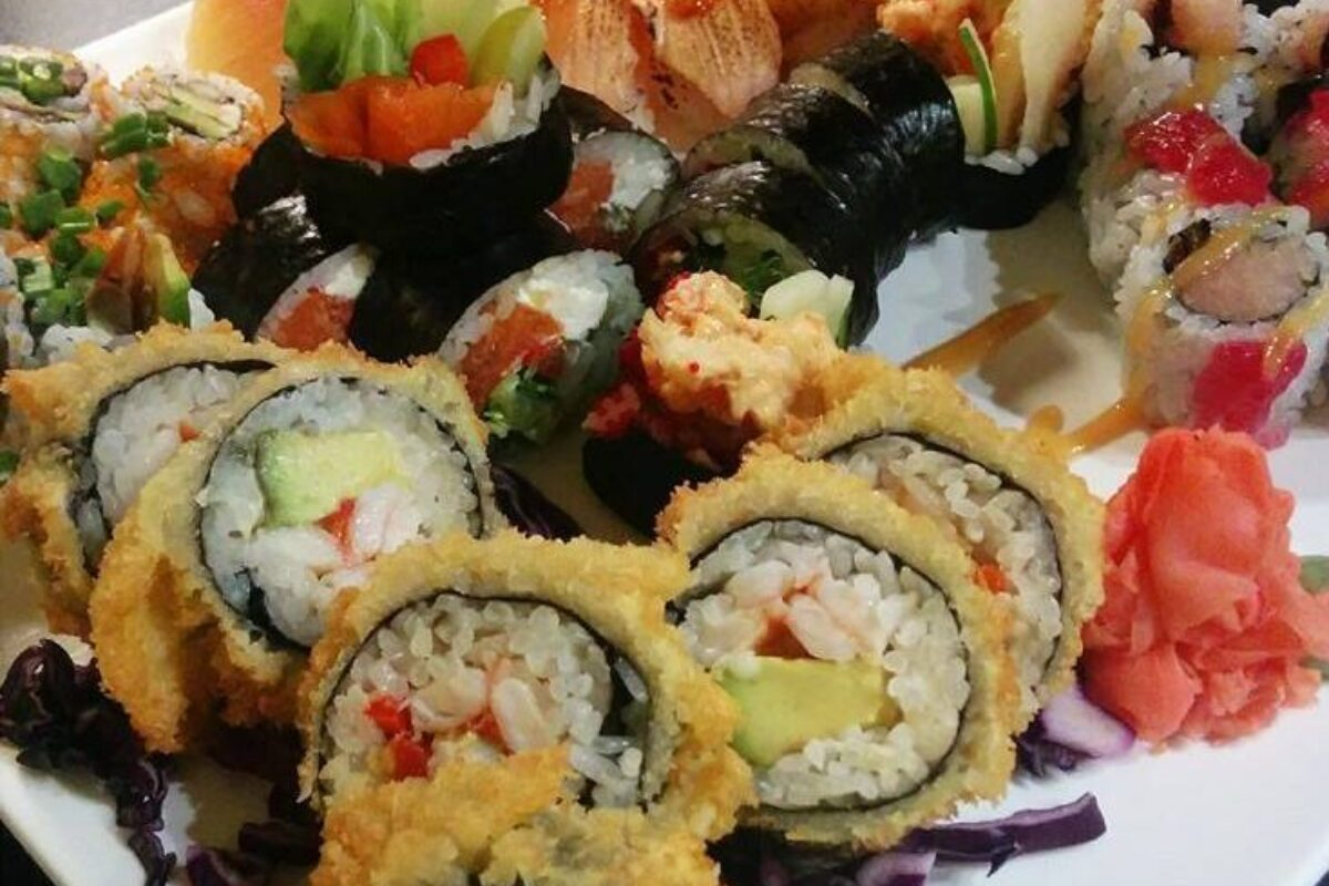 Sushi nagano 2