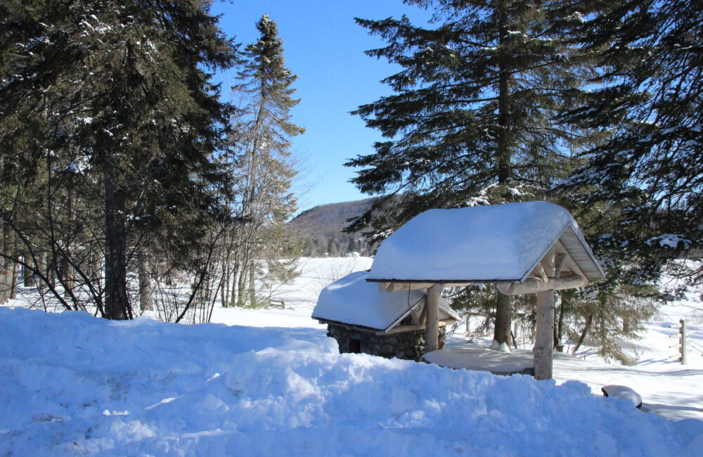 Centre de vacances Lac Simon 2021 02 17 5