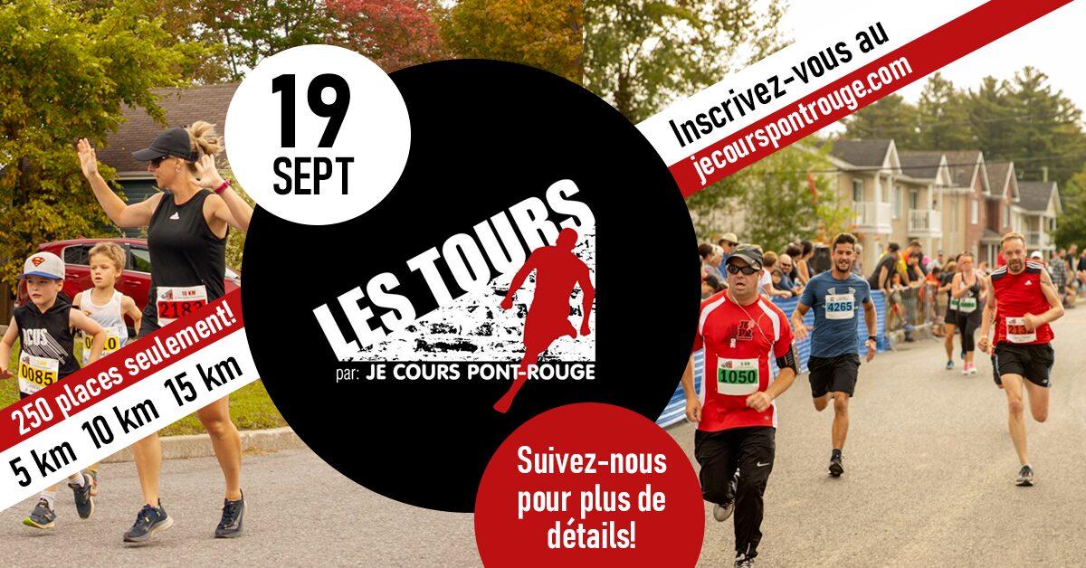 Tours Pont Rouge