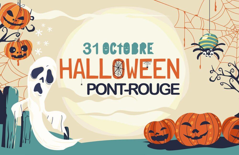 Halloween Pont Rouge